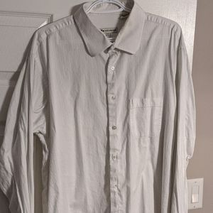 White French Cuff Men's Shirt